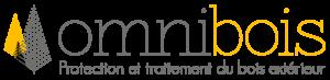 Logo OMNIBOIS avec slogan